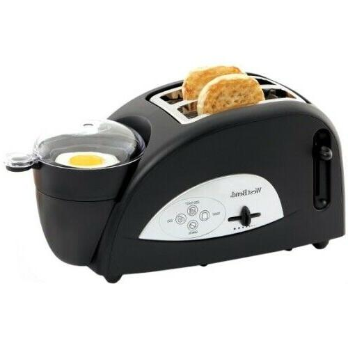 West TEM500W Egg Defrost and Auto Off