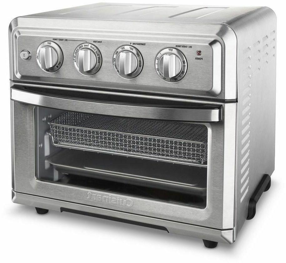 Cuisinart Toa60 Electric Air Fryer Toaster Oven 1800w