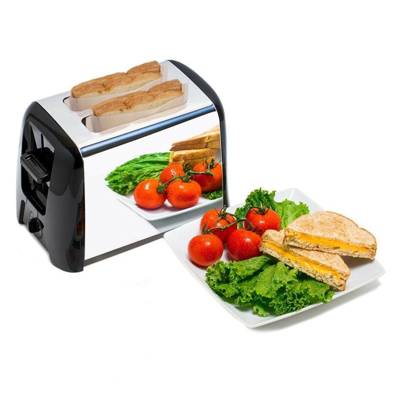 toastabags toasta non stick toaster