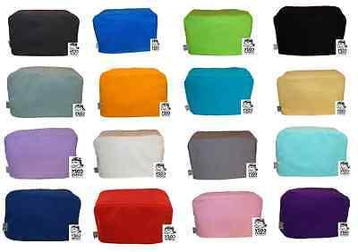 CozyCoverUp® for Toaster   Dust Cover Plain Colours 100% Co