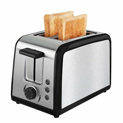 Toaster 2 Slice Warming Rack Brushed Stainless Steel for Bre