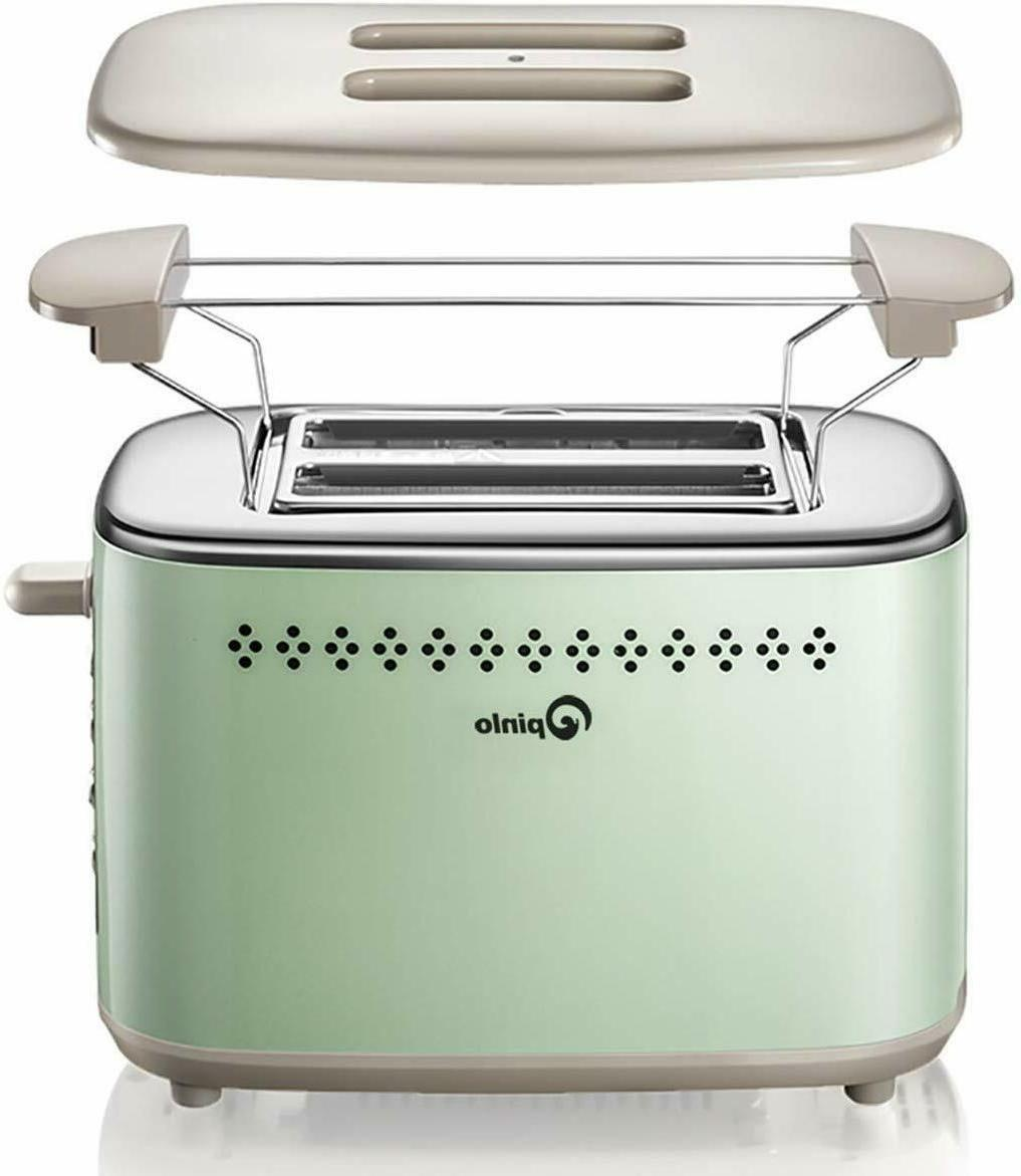 toaster 2 slice stainless steel with 2