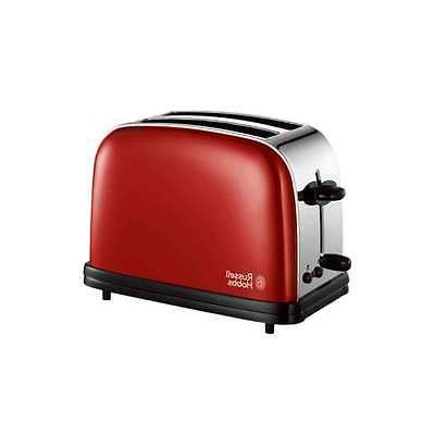 Russell Hobbs Toaster 2 Slot RH-18951 Red 6 Burning Steps Co