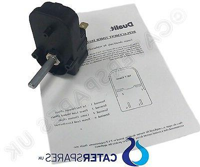 DUALIT TOASTER 4 MINUTE TIMER CONTROL GENUINE PART INC WIRIN