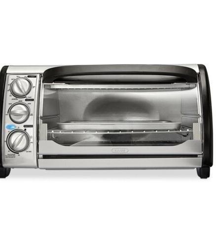 Bella Toaster Oven 4 Slice Capacity