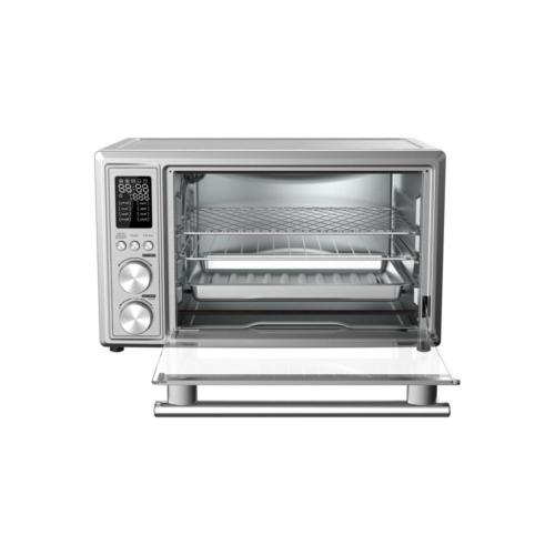 Toaster cu. ft. 1800 6-Slice with Stainless