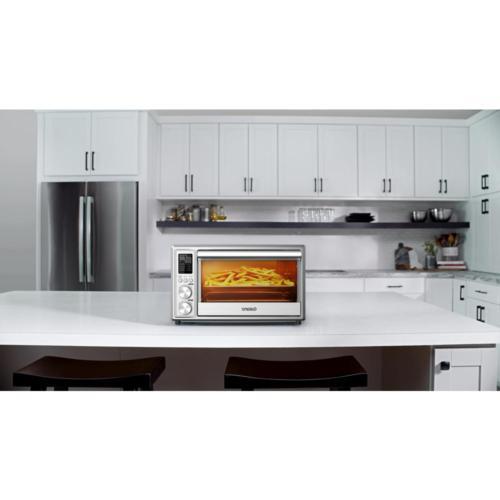 Toaster Digital cu. 1800 6-Slice Stainless House