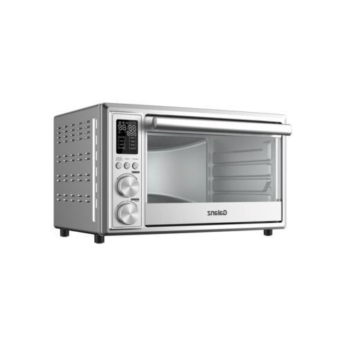 Toaster Digital cu. 1800 6-Slice Air Fry Stainless