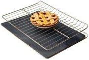 JOBAR INTL INC Toaster Oven Liners, Set of 2, Black,