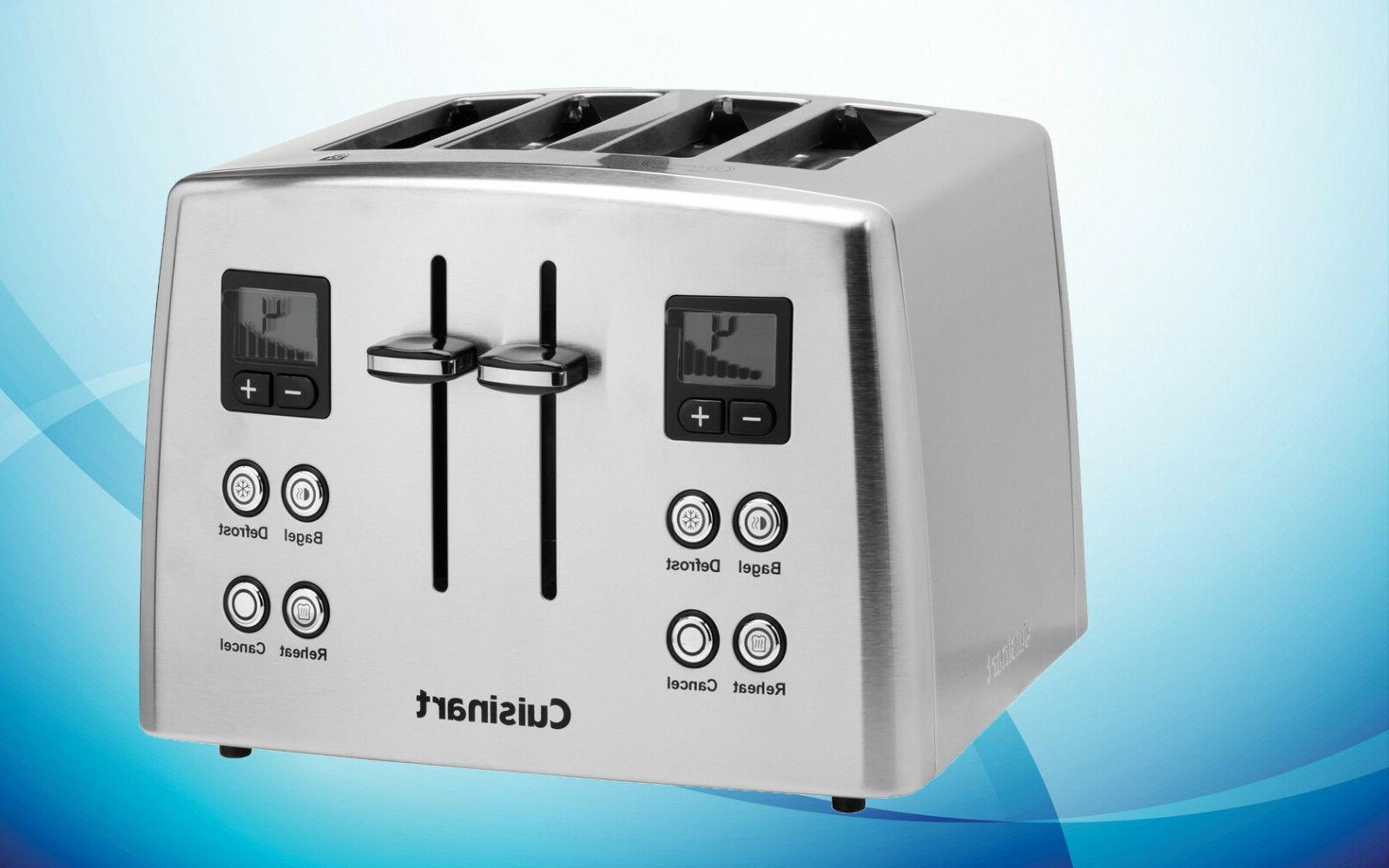 Cuisinart Toasters 4-Slice Toaster