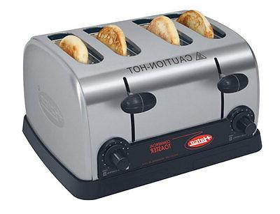 """Hatco TPT-120-QS Commercial Pop-Up Toaster w/ Four 1.5"""" Slot"""