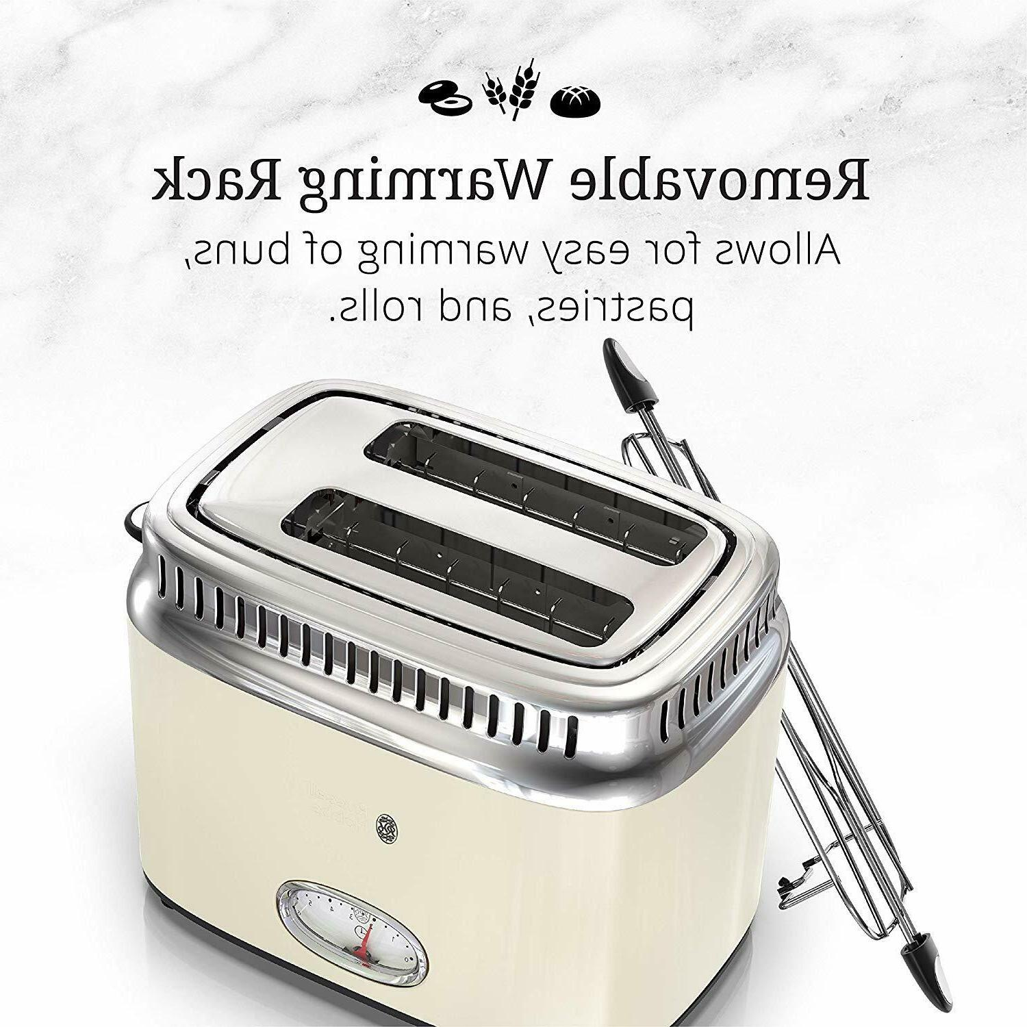 Russell Hobbs TR9150CRR Style Cream - Classic