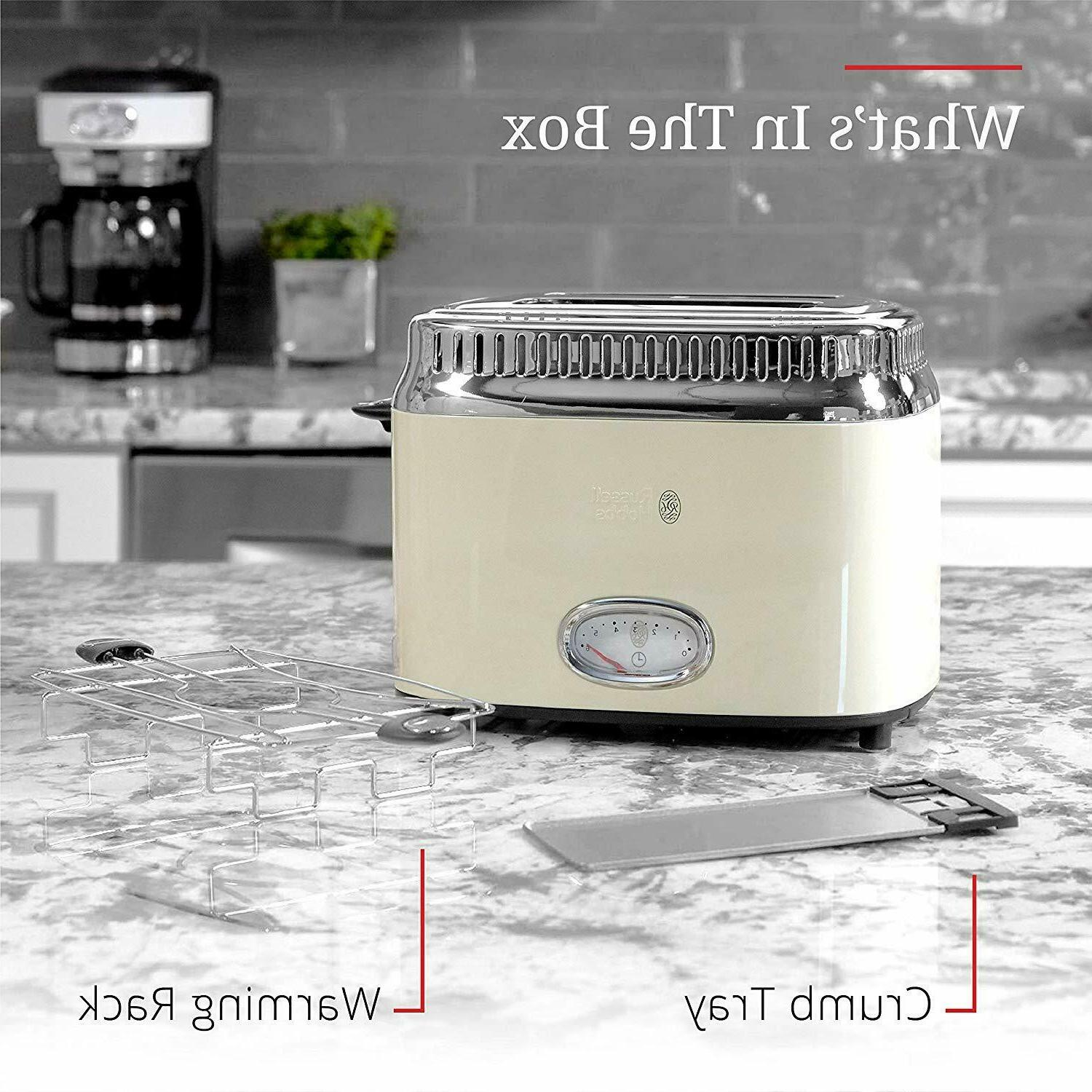 Russell Hobbs Style Toaster, - Classic Bagel