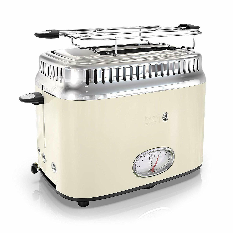 tr9150crr retro style toaster 2 slice cream