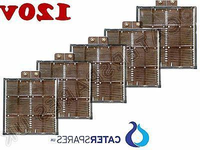 DUALIT USA120V 4 SLOT MODEL OLD STYLE HEATING ELEMENT SET 3