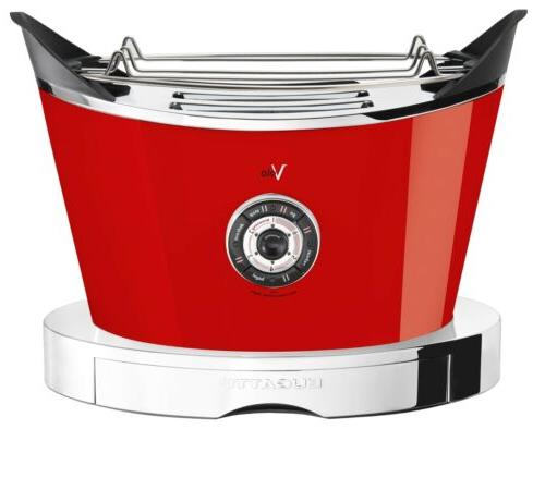 volo toaster red