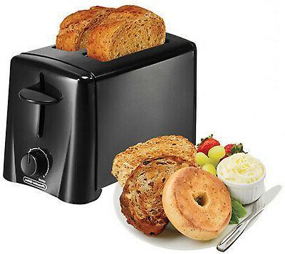 Wide Toaster Slice with 7 Settings Shutoff Toast