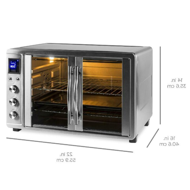 XL Toaster Doors Digital