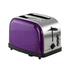 Legacy 900W Toaster with Reheat, Defrost and Cancel, Stainle