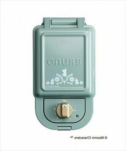 BRUNO Moomin Hot Sand Maker Single Blue Gray BOE050-BGR NEW