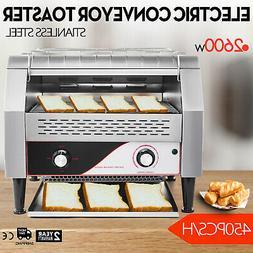 New Avatoast Commercial Conveyor Toaster 450pcs/h Equipment