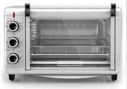 NEW***Black & Decker Crisp n Bake Air Fryer Toaster Oven - S