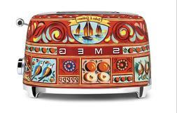 NEW in Box Dolce & Gabbana SMEG Toaster Retail $650!!!