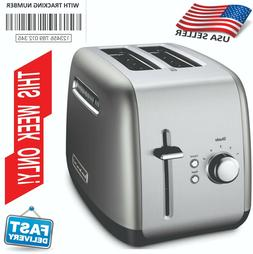 NEW KitchenAid KMT2115CU Toaster with Manual High Lift Lever