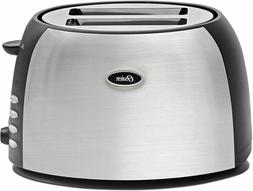 Oster 2 Slice Toaster Brushed Stainless Steel MTSSTJC5BBK Gr