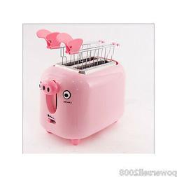 New Pink Small Kitchen Appliances Toaster Home Kitchen Appli