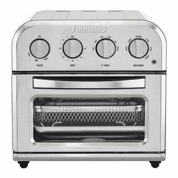 New Cuisinart TOA-28 Compact Air Fryer Toaster Oven