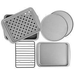 OvenStuff Non-Stick Small Appliance Parts Accessories 6-Piec