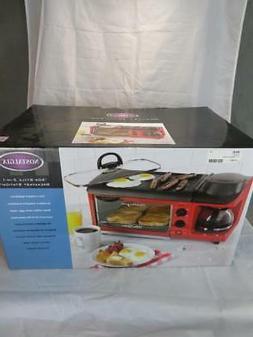 Nostalgia Toastmaster Toaster Oven Coffee Maker Combo Kitche