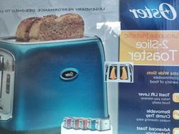 Oster TSSTTRJB0T 2-Slice Toaster with Extra Wide Slots Metal