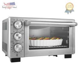 Oster Designed for Life 6-Slice Toaster Oven, Silver TSSTTVD