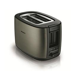 Philips HD-2628/89 2-Slice Toaster Bagel Toaster BreadMaker