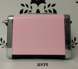 Hamilton Beach Pink Retro Style Toaster Co-W Pink KitchenAid