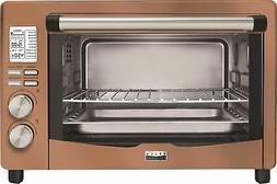 Bella - Pro Series Convection Toaster/Pizza Oven - Copper