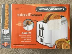 Hamilton Beach Proctor Silex 2 Slice Toaster, Silver