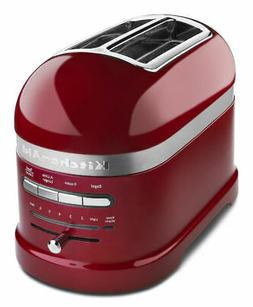KitchenAid Proline 2 Slice Toaster - Candy Apple Red