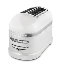 KitchenAid Proline 2 Slice Toaster - Frosted Pearl