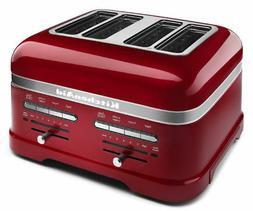 KitchenAid Proline 4 Slice Toaster - Candy Apple Red