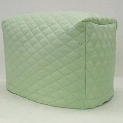 Quilted 2 or 4 Slice Toaster Cover