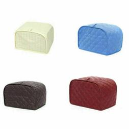 Quilted Kitchen Dining Countertop Appliance 2/4 Slice Toaste