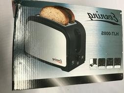 Evening 2 Slot Best Rated Prime Compact Toaster for Two Slic