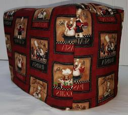 Red Fat Bistro Chefs Toaster Cover