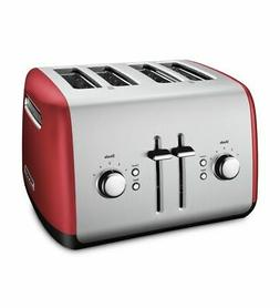 KitchenAid Refurbished 4-Slice Toaster with Manual High-Lift