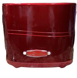 Nostalgia Retro Pop-Up Hot Dog Toaster - Red