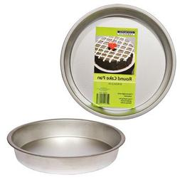 "Round Cake Pan 8"" Fits in toaster oven!"