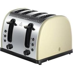 Russell Hobbs 21302 Legacy 4 Slice Toaster with Faster Toast